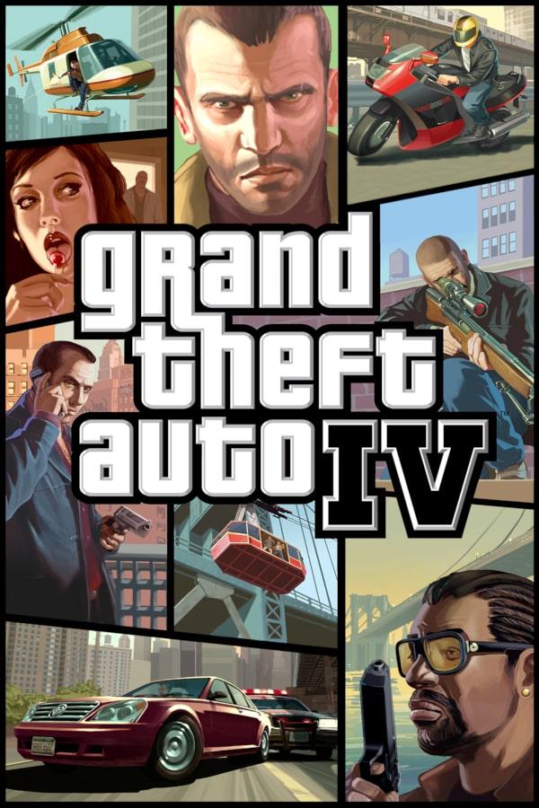 GTA IV Télécharger PC - Version Complète
