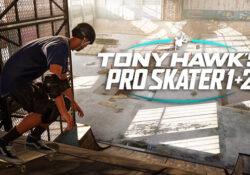 Tony Hawks Pro Skater 1+2 Télécharger Gratuit PC