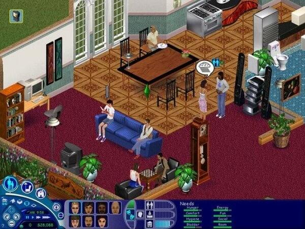 Les Sims 1 Gratuit