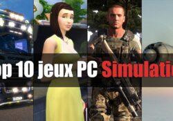 Top Jeux Simulation pour PC
