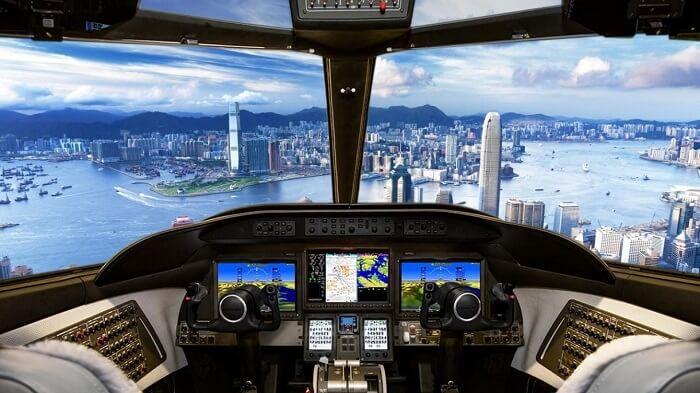 Microsoft Flight Simulator Gratuit
