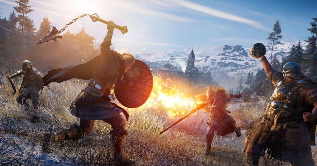 Assassin's Creed Valhalla Gratuit