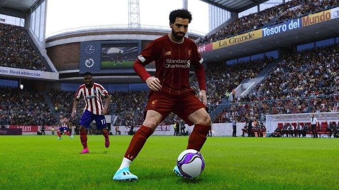 eFootball PES 2021 Téléchargement