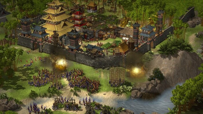 Stronghold Warlords Télécharger PC