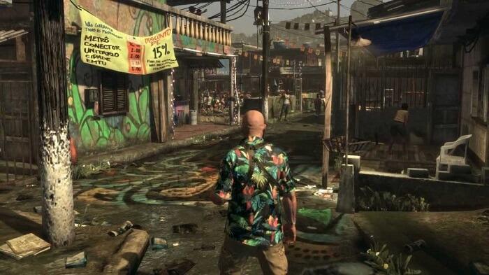 Max Payne 3 Gratuit