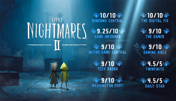 Little Nightmares 2 Télécharger