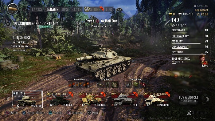 World of Tanks Télécharger PC