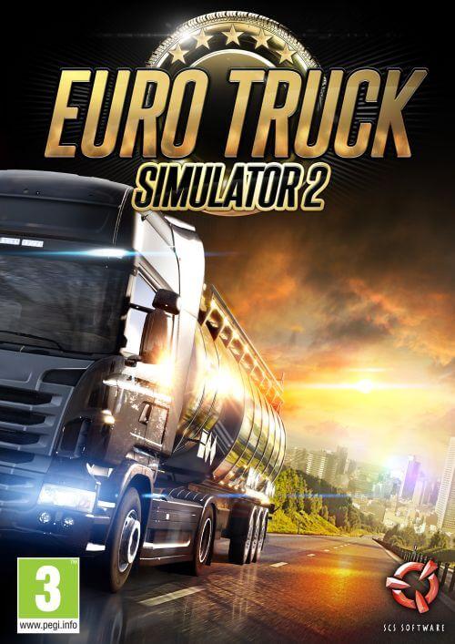Euro Truck Simulator 2 Télécharger PC
