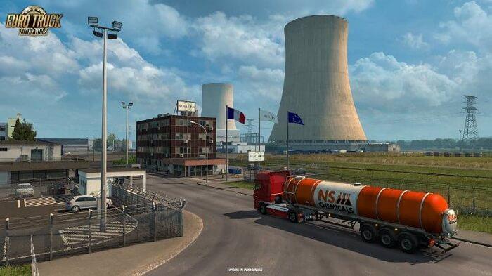 Euro Truck Simulator 2 Gratuit