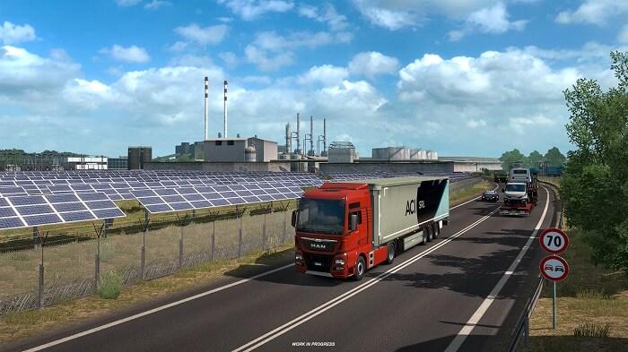 Euro Truck Simulator 2 Pełna Wersja