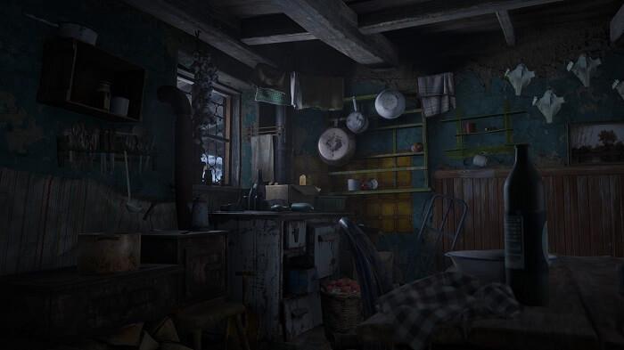 Resident Evil Village Jeu