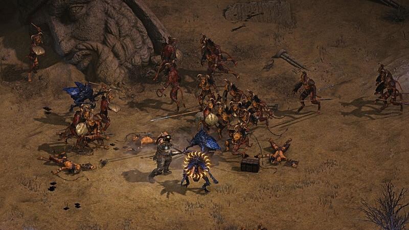 Diablo 2 Resurrected Gratuit