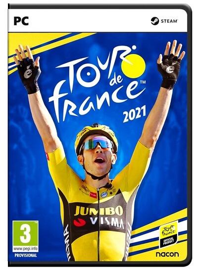 Tour de France 2021 Télécharger Jeu PC