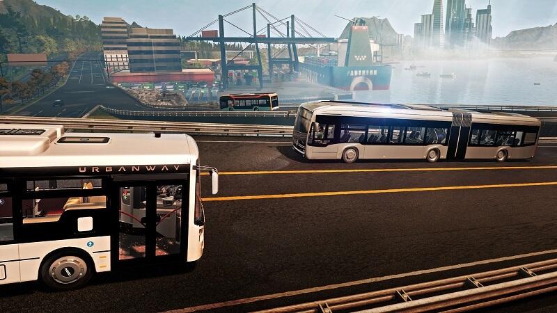 Bus Simulator 21 Téléchargement