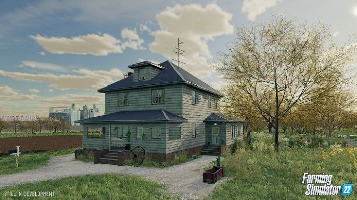 Farming Simulator 22 Torrent