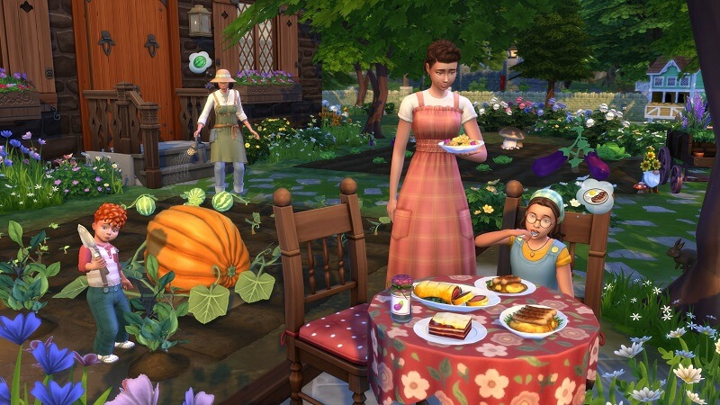 Les Sims 4 Vie à la campagne Torrent