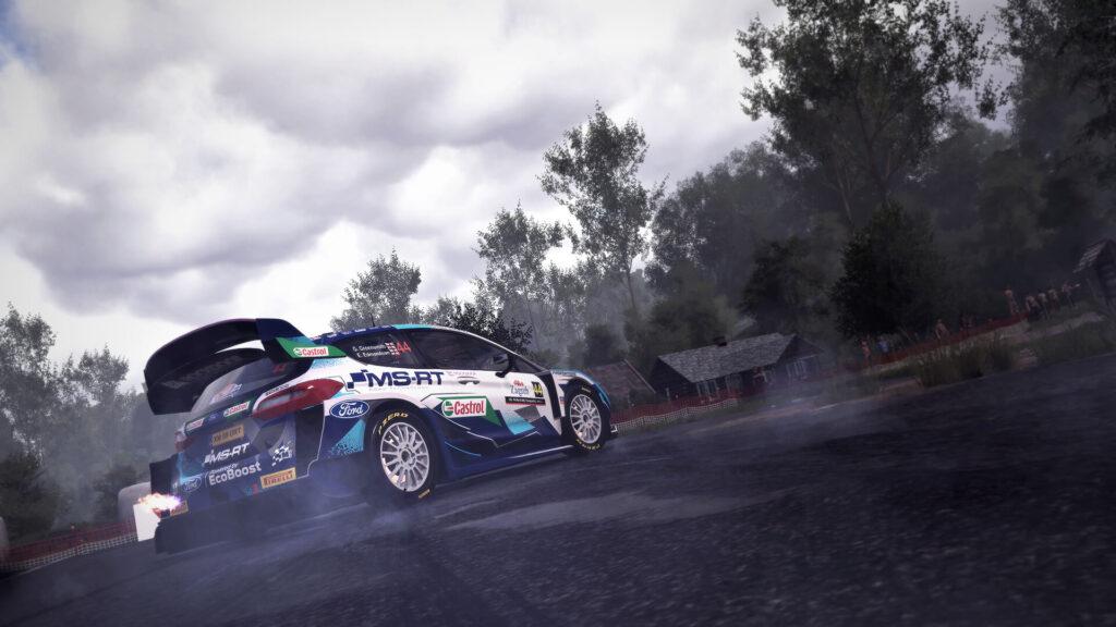 WRC 10 Version Complète