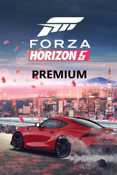 Forza Horizon 5 Télécharger PC Jeu Version Complète